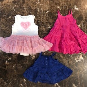 Summer bundle of tutu dress and more